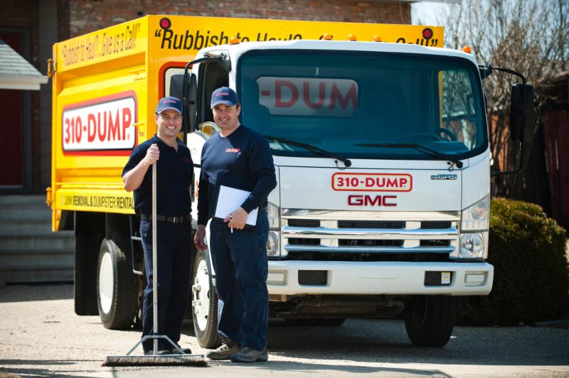 310-DUMP Junk Removal & Dumpster Rentals - Photo 4