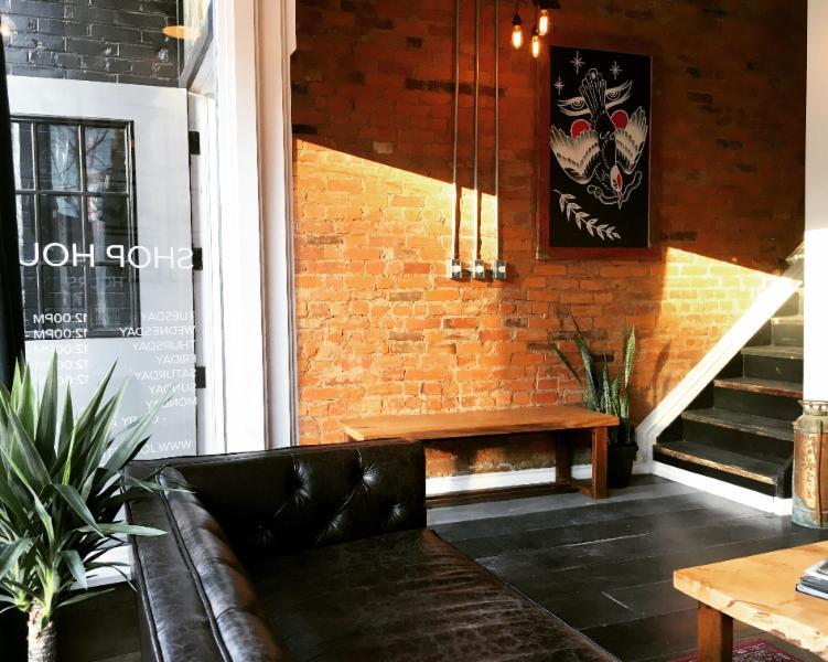 Foyer à John Street Tattoo - John Street Tattoo