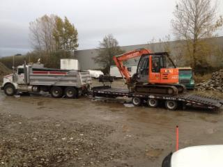Fast Trac Excavating Contracting Snow Removal & Salting Service - Photo 1