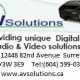 AV Solutions BC Ltd - Fournitures et matériel audiovisuel - 604-599-0333