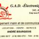 G A D Electronique Inc - Accessoires et matériel marin - 418-986-3677