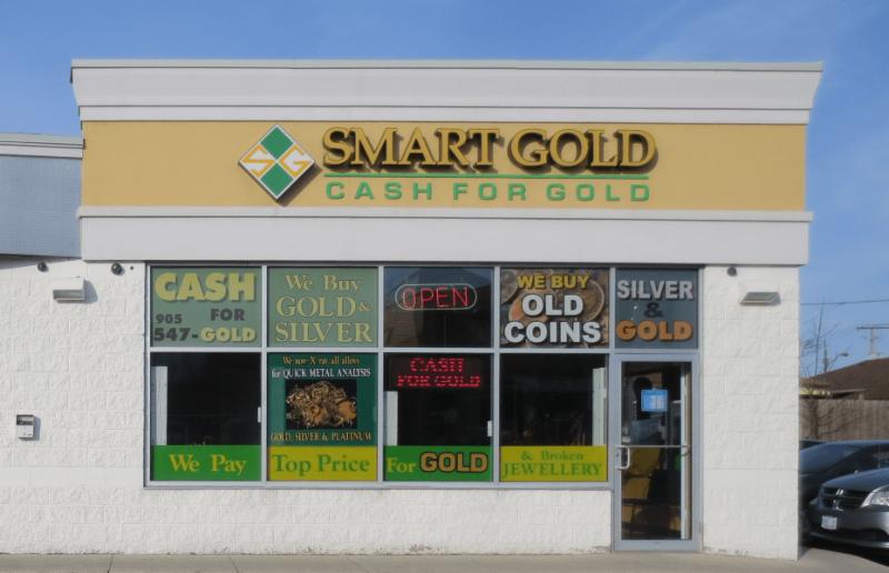 Smart Gold Hamilton Cash For Gold - Photo 1