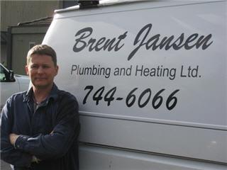 Brent Jansen Plumbing & Heating Ltd - Photo 1