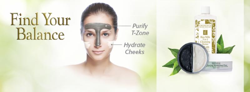 Eminence -Organic Skincare-New Balance