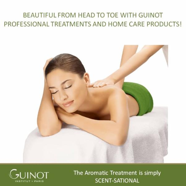 Guinot Professional Treatments and Home Care Products-Spa Body Wrap