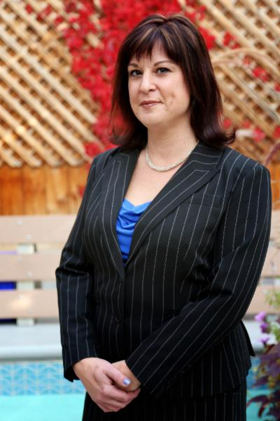 Our Senior Paralegal:  Julie Harron