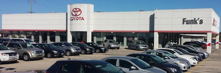 Funk's Toyota Ltd - Photo 2