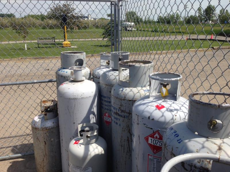 Lowest Price Propane - Best Service - Feeg's Propane Ltd