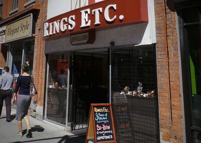 Rings Etcetera Jewellers - Photo 5