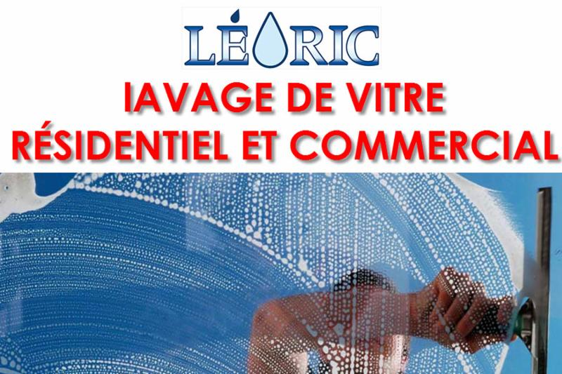 Léoric Laveur De Vitre - NETTOYAGE DE VITRE À GATINEAU ET ENVIRONS