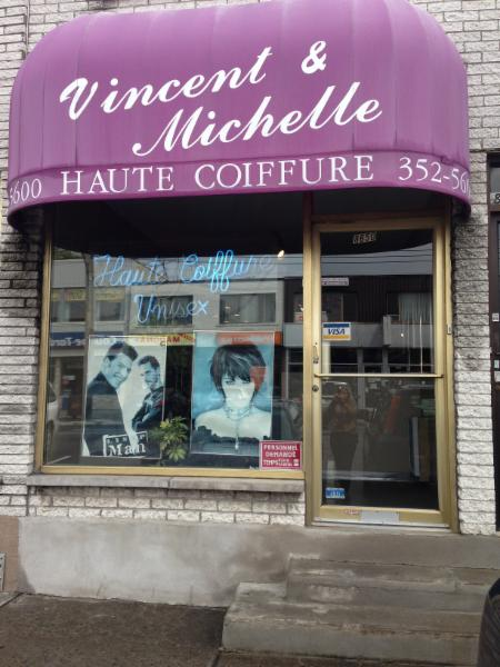 Salon Vincent & Michelle Haute Coiffure Enrg - Photo 1