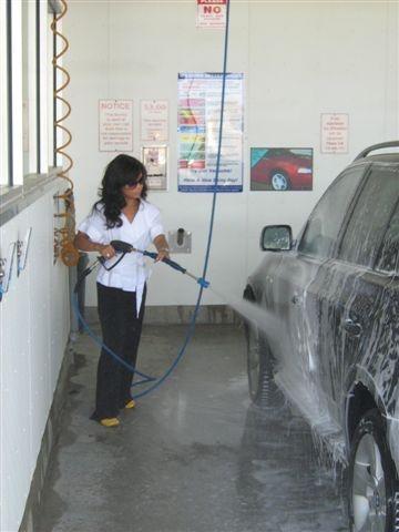 Self Car Wash Adelaide