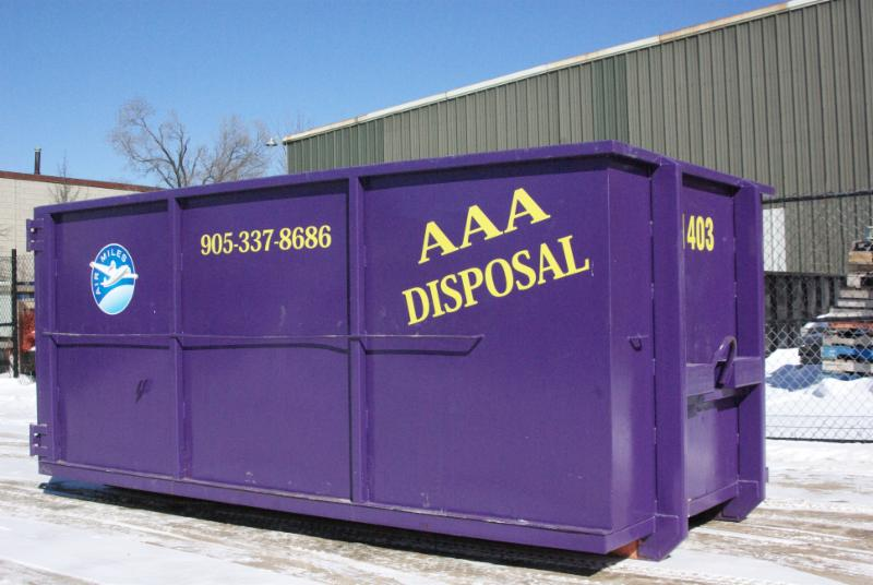 AAA All Commercial & Residential Disposal Services - Photo 1