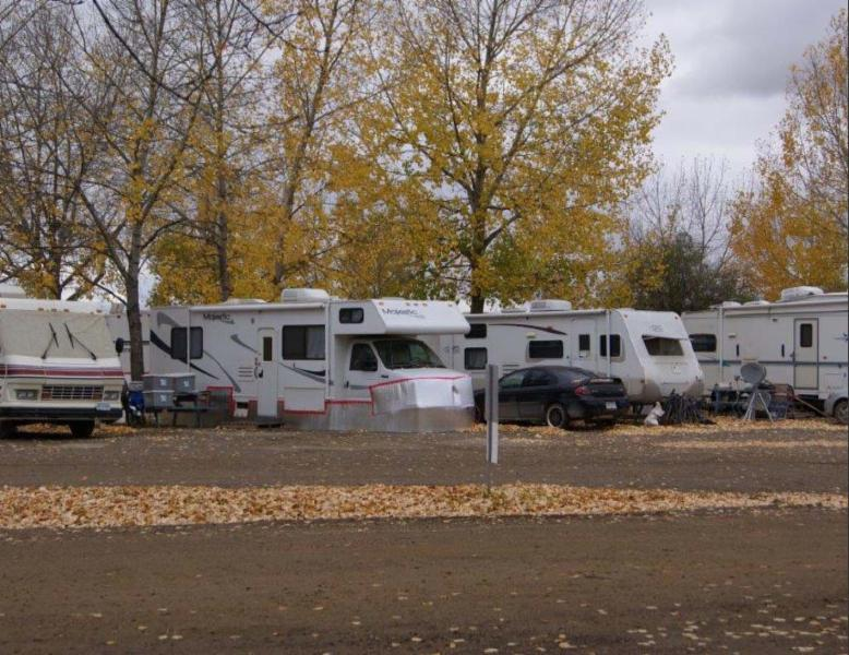 Tubby S Rv Park Amp Car Wash Dawson Creek Bc 1913 96