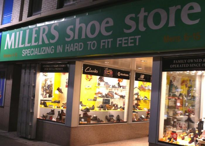 Miller's Shoe Store - Photo 4