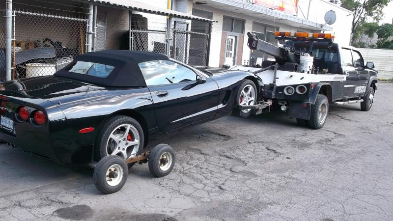 Tip Top Towing Inc - Photo 3