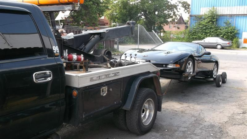Tip Top Towing Inc - Photo 1
