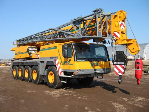 Myshak Crane & Rigging Ltd - Photo 4