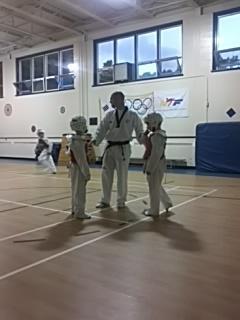 Ecole de Taekwondo Luc Mercier (W T F style Olympique) - Photo 1