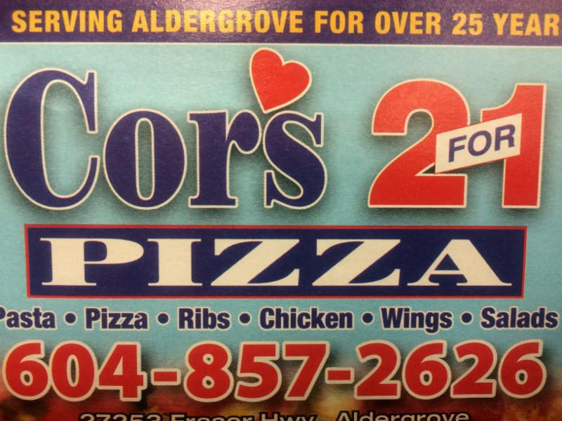Cor's 2 For 1 Pizza - Photo 1