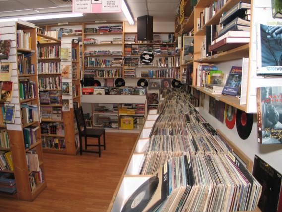 Selection of Vinyl