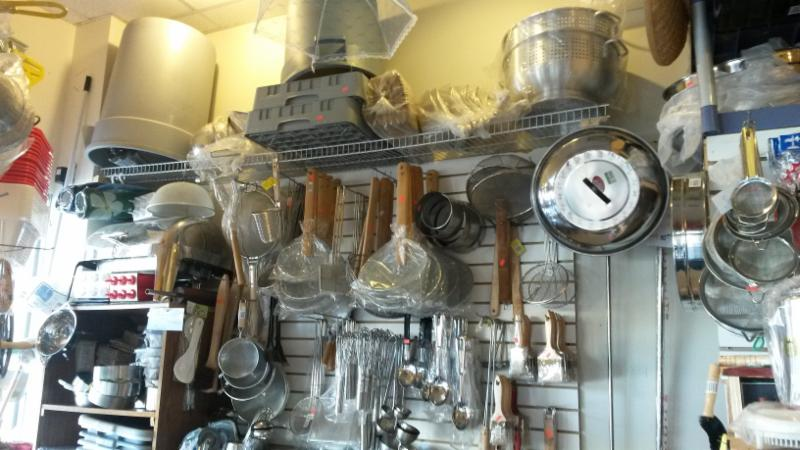 Restaurant Kitchen Supplies Calgary