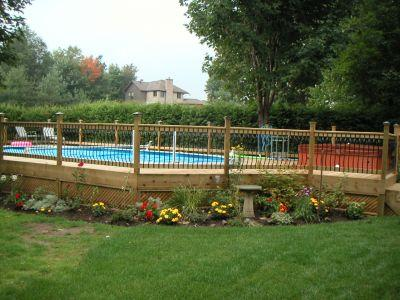 Above Ground Pool - Wet N Wild Pools and Hot Tubs