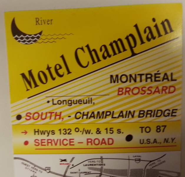 Motel Champlain - Photo 2