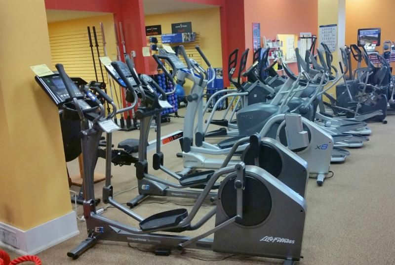 Shop our no pressure showroom. Our fitness experts are ready to help you plan and choose the right fitness equipment to meet your goals. - Spartan Fitness Equipment