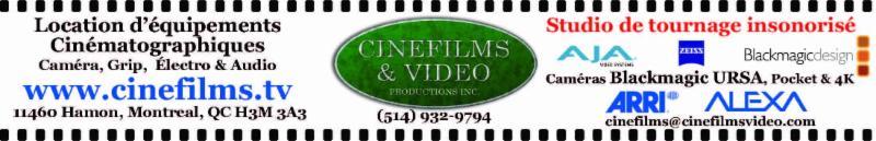 Cinéfilms & Vidéo Productions Inc - Photo 9