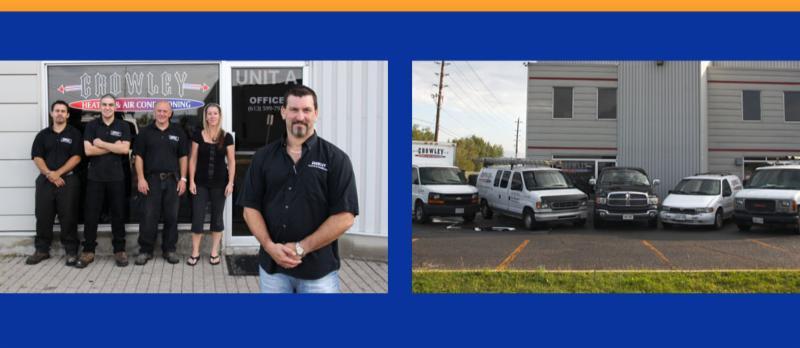 Crowley Heating & AC Service Ottawa - Photo 1