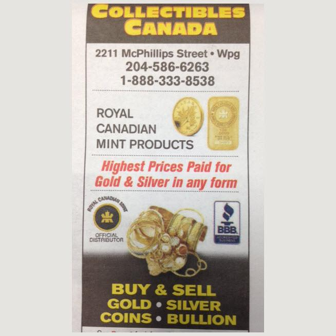 Collectibles Canada Coin And Currency Store - Photo 12