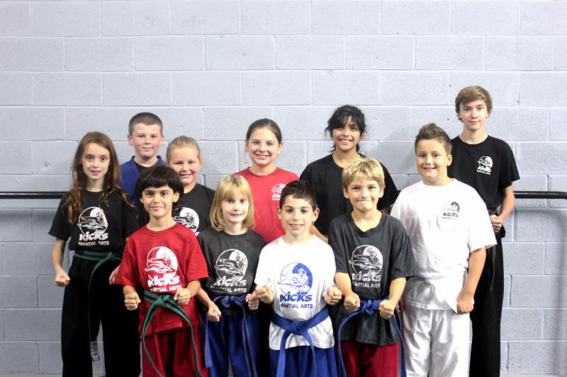 Kicks Martial Arts - Photo 4