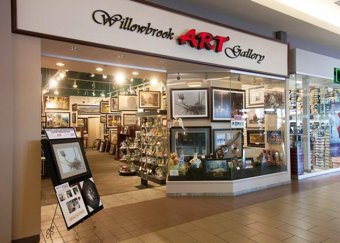 Willowbrook Art Gallery Langley Bc 503 19705 Fraser