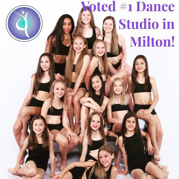 #1 Dance Studio in Milton!