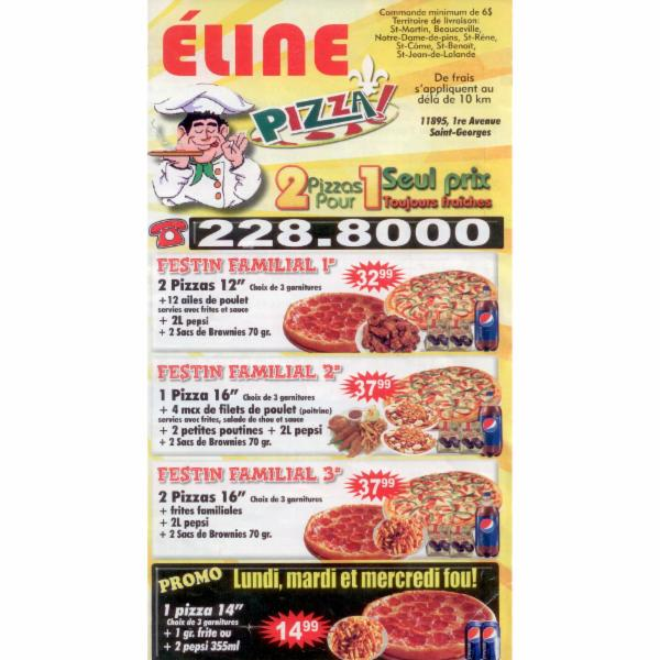 Pizza Eline - Photo 1