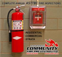 Community Fire Prevention Ltd - Photo 5