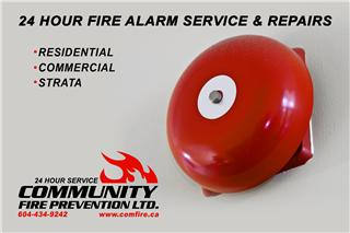 Community Fire Prevention Ltd - Photo 7