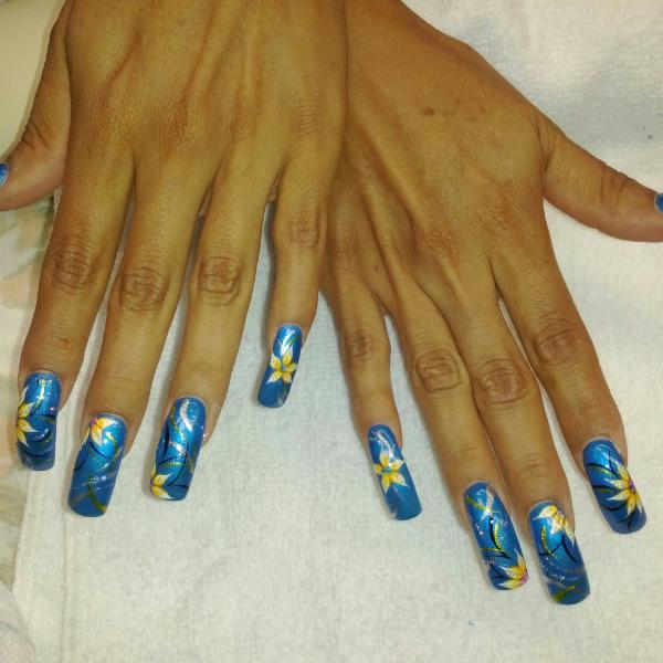 Lori 39 s nails spa opening hours 9045 airport rd for Nail salon hours