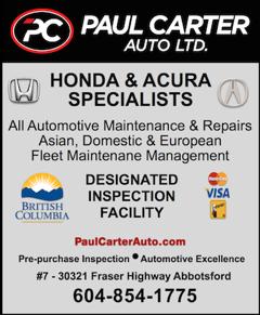 Paul Carter Auto Ltd - Photo 1