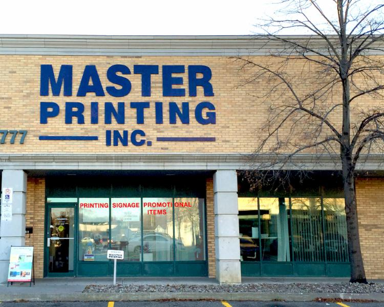 Master Printing Inc - Photo 1