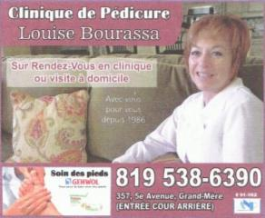 Clinique de Pédicure L Bourassa - Photo 1