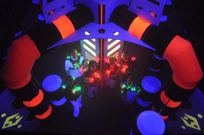 Planet Laser - Photo 8