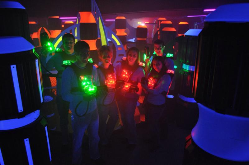 Planet Laser - Photo 6