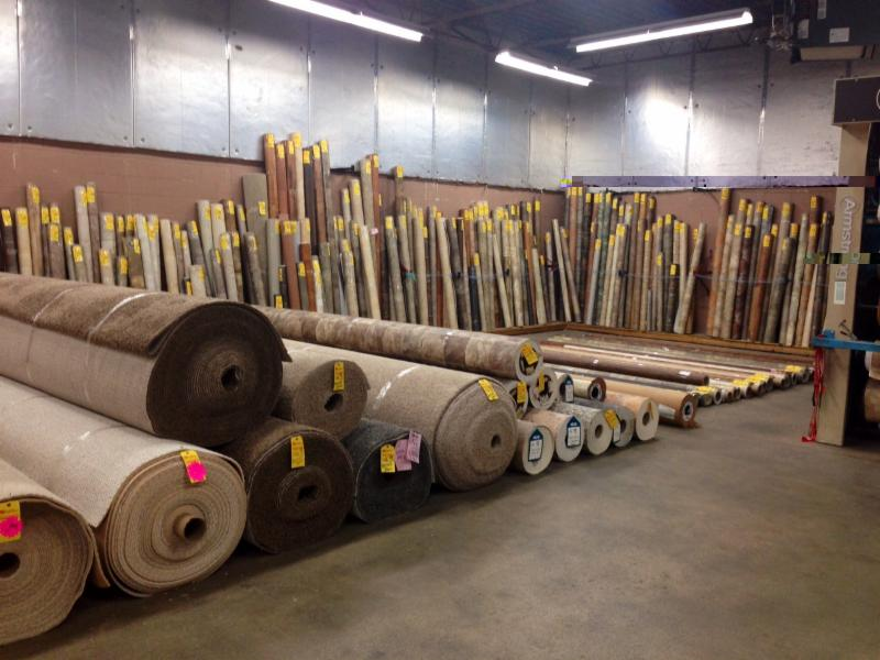 A Amp R Carpet Barn Sales Winnipeg Mb 50 Archibald St