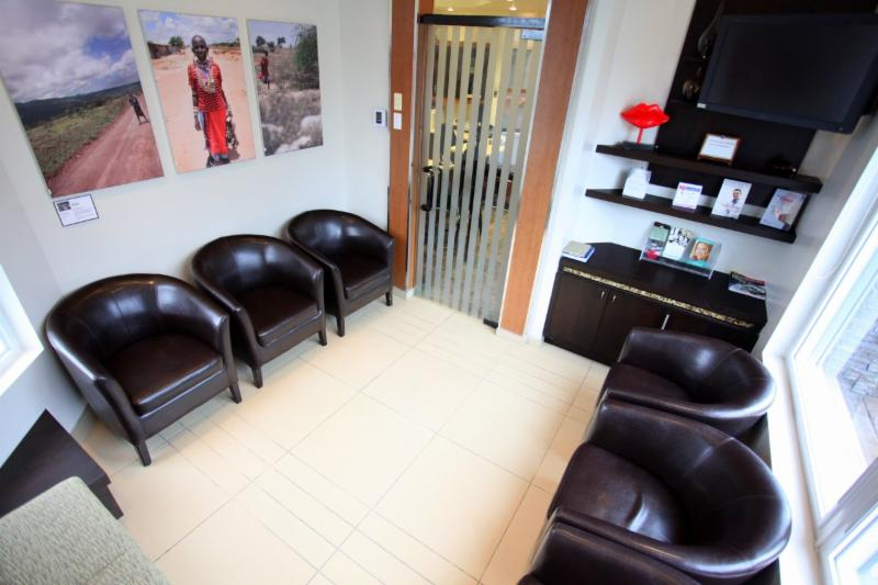 Waiting room - Centre Dentaire Solution Sourire