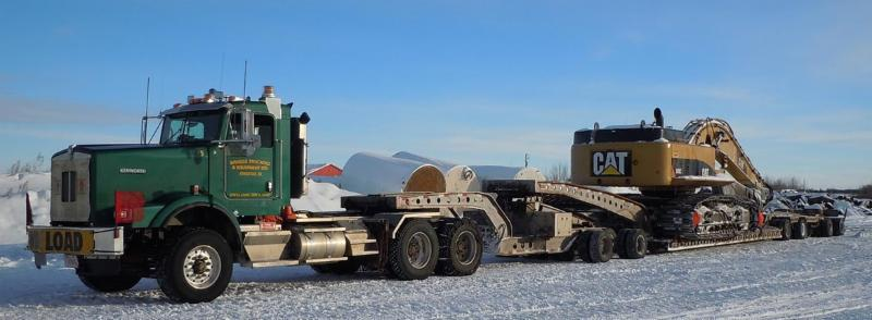 Briggs Trucking & Equipment Ltd - Photo 1