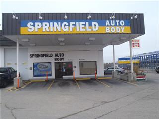 Springfield Auto Body - Photo 1