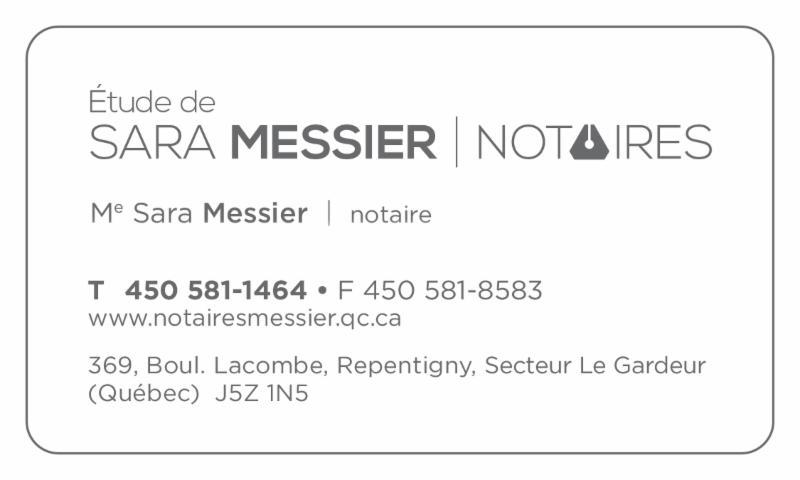 Etude De Sara Messier Notaires - Photo 1