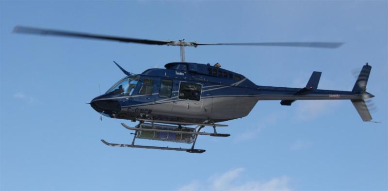 Tundra Helicopters Ltd  Watson Lake YT  223 Wye Dr  Canpages